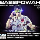 BASSPOWAH!!! Vol 01 (Mixed by: NEOH) BASS INVASION SPAIN