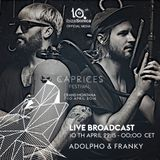ADOLPHO & FRANKY - CAPRICES FESTIVAL 2016 @ SWITZERLAND - APRIL 2016