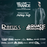 Rafuss & Aquatic Simon - We Love Trance CE 027 - Adams B-Day Stage (27.01.2018 - Club Chic - Poznan)