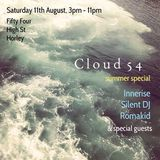 Innerise - Cloud 54 Summer Special - 11/08/18 @ Fifty Four, Horley