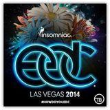 Carl Cox - Live at EDC Las Vegas 2014 - 20-Jun-2014