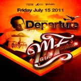Mark Farina @ Vanguard Departure Fridays- Los Angeles CA- July 15, 2011