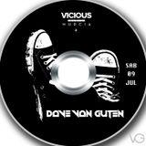DAVE VAN GUTEN - VICIOUS RADIO 9 DE JULIO 2016