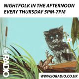 Night Folk in the Afternoon with Andrew Norton on IO Radio 040719