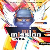 @GayleSan_GSR Gayle San @ Mix Mission 2014
