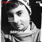 Metamorphing #115 - Sergio NRG