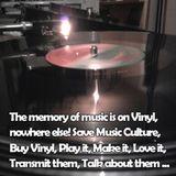 Gaomix 03/11/17 @ Radio Campus Besançon only Vinyl Mix, Deep Tech, Dub Techno, Tech US, Detroit, ...