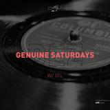GENUINE SATURDAYS Podcast #094 - Gil