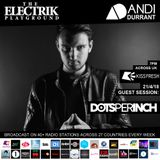 Electrik Playground 21/4/18 inc. Dots Per Inch Guest Session