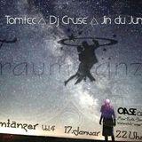 DJ Cruse Live@Traumtänzer Oase 17.1.15