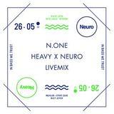 N.ONE  - Heavy x Neuro 26.05.2012 - Live mix!