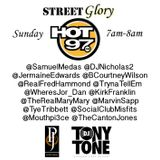 Street Glory on Hot 97 Live 4.16.17 (Easter/BDay Special)