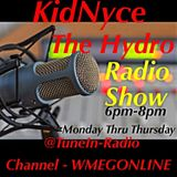 The Hydro Radio Show Wit KidNyce Christmas Show 1