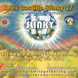 Alex Castillo – Slinky 17 Set Re-Recording – May 2016