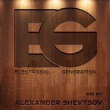 Alexander Shevtsov - Electronic Generation (18.02.2019) [Winter Mix]