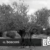 Soundwall Podcast 01 : Bosconi ft. Fabio Della Torre and Rufus