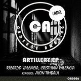CA0006: Ricardo Valencia, Cristhian Valencia - Artillery (Original Mix) - [ Cadence Amazing ]