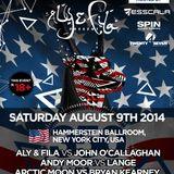 Aly & Fila b2b John O Callaghan – Live @ FSOE 350, Hammerstein Ballroom (New York) – 09-AUG-2014