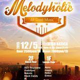 Melodyholic mix Vol.2 @Batica 5th Dec 2015 Mixed by DJ Ino-C