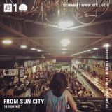 From Sun City w/ Yukiko (legitimate groove) - 16th August 2018