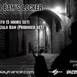 Gonzalo Bam (Producer Set) @ Gonzalo Bam's Locker, PlayTrance Radio (26-8-2018)