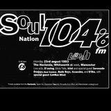 Soul Control - Soul Nation 104.6FM Gravy Groove