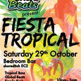 Tropical Beats Radio Show Octoberfiesta