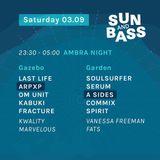 Liveset - SUNANDBASS Opening 2016