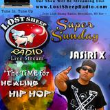 "Lost Sheep Radio #6: Jasiri X : ""The Time for Healing Hip Hop"""