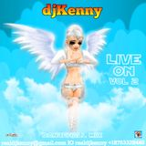 DJ KENNY LIVE ON DANCEHALL MIX VOL.2 MAY 2K17
