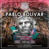 Pablo Bolivar Live @ Do Not Sit On The Furniture, Miami 12.03.2018