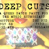 Amy Kasio - DEEP CUTS December promo mix