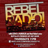 2017-01-12 Rebel Radio 716 - Show 110 - with Mostro