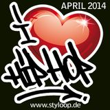 DJ STYLOOP @ I LOVE HIP HOP PARTY BRANDENBURG APRIL 2014  Part 1