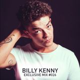BILLY KENNY - Exclusive Egg London Mix (April 2016)