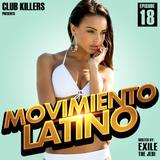 Movimiento Latino #18 - DJ Kaos (Latin Party Mix)