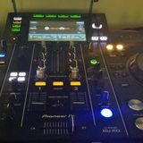 live mix at house party.