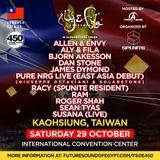 Sean Tyas Live @ FSOE 450 Taiwan, Kaohsiung (29-10-2016)
