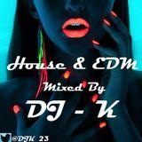 House & EDM Mix