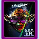 DRT #16 - Delirium Retro Techno - 29 tracks  -2h14