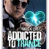 Talla 2XLC addicted to trance july 2011