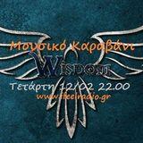 Wisdom @ Mousiko Karavani @www.ifeelradio.gr 12.02.2014