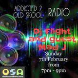 Dj Flight Oldskool Happiness show on Oldskool Anthemz  Radio 7th feb guest Mad J  EP 01 A2OS