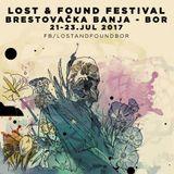 Lost & Found Festival Bor, promo mix