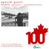 100% Canadian w/ R. Chung (Special Guest Rookz) - Mon July 17 2017