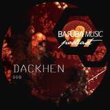 Baruba Music Podcast 008 - Dackhen