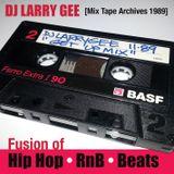 """Get Up Mix"" 1989 [Fusion of Old School Hip Hop, RnB, Beats, etc.]"