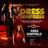 DRESS TO IMPRESS - THE OFFICIAL DESIGNER PARTY PROMO MIX