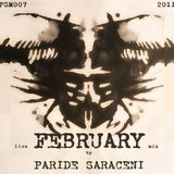 PSM007 - Paride Saraceni - February mix 2011