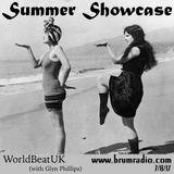 WorldBeatUK with Glyn Phillips - Summer Showcase (07/08/2017)